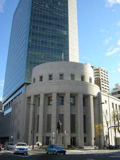 大阪証券所ビル